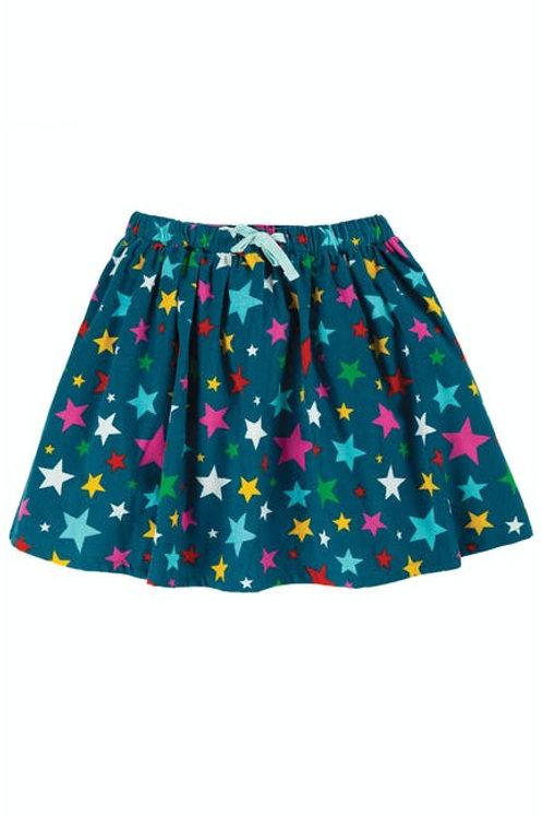 Frugi Rainbow Star Skirt