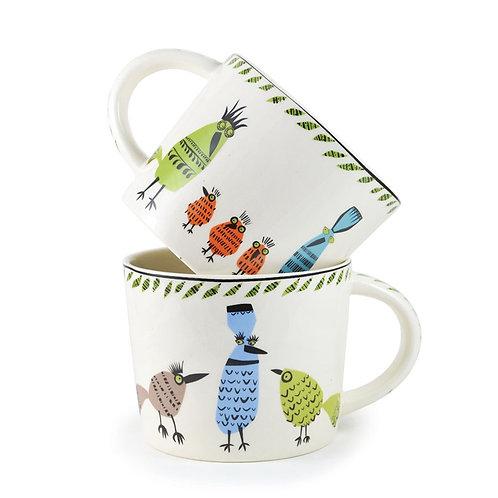 Hannah Turner | Birdlife Mug