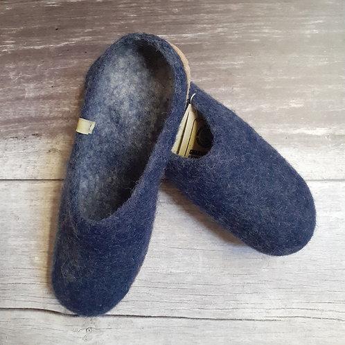 Egos Slip On Slippers   Blue