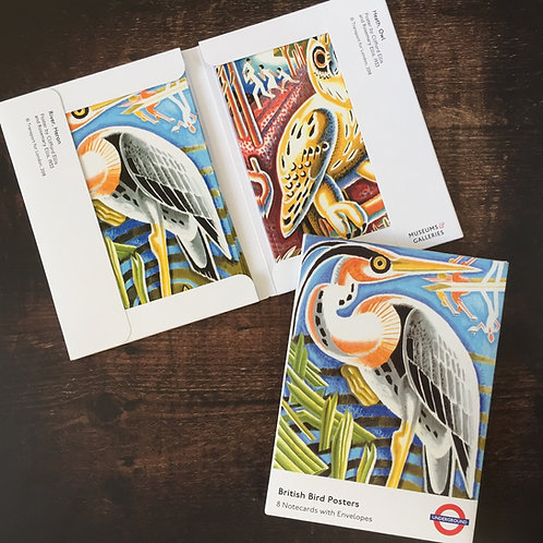 Museums & Galleries Note Card Set