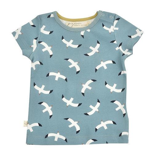 Pigeon Organics Tshirt | Seagulls