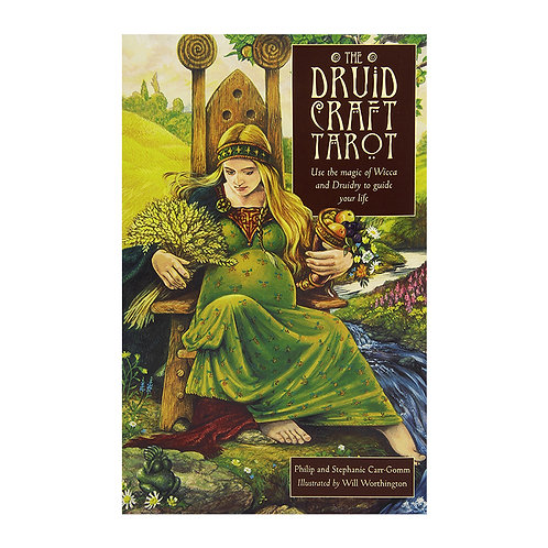 Druid Craft Tarot Deck & Book Set