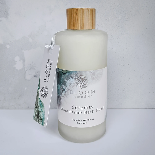 Bloom Remedies Serenity Bath Foam