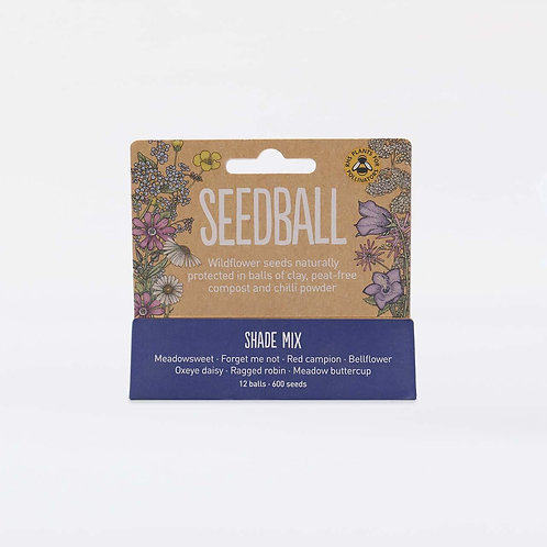 Seedball Tube | Shade Mix