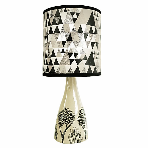 Lush Linden Lamp Base