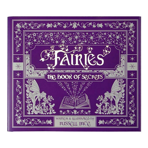 Fairies The Book of Secrets | Russell Ince