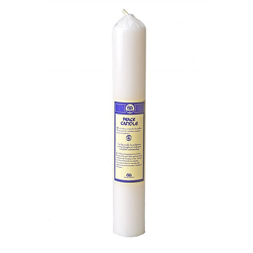 Star Child Peace Candle