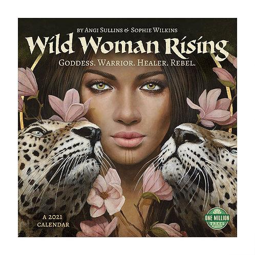 Wild Woman Rising 2021 Calendar