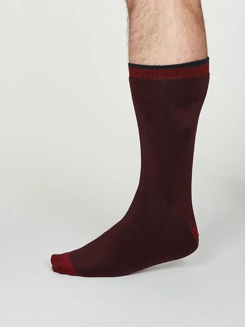 Thought Organic Cotton Socks   Walker