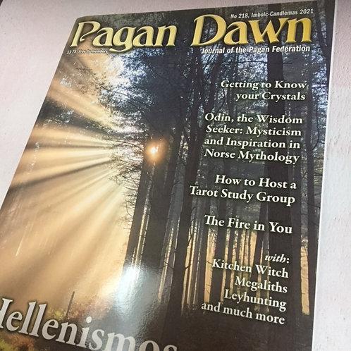 Pagan Dawn Magazine | Imbolc-Candlemas 2021