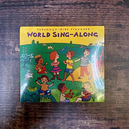 Putumayo Kids World Sing-Along CD