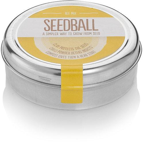 Seedball Tin | Bee Mix