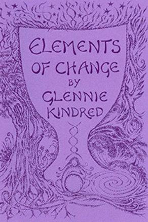 Elements of Change | Glennie Kindred