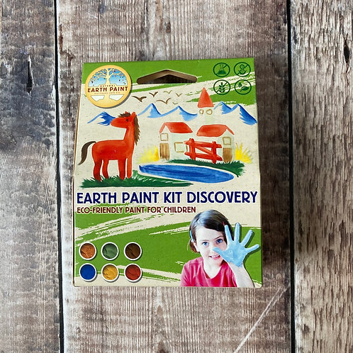 Earth Paint Discovery Kit
