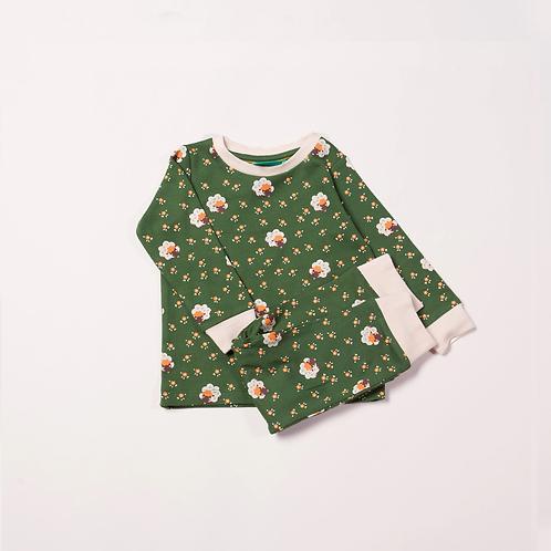 Little Green Radicals Golden Sheep Pyjamas
