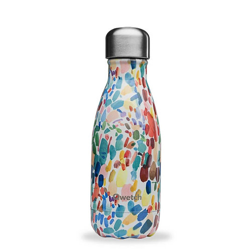 Qwetch Insulated Stainless Steel Bottle 260ml | Pattern