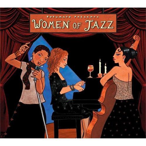 Putumayo Women of Jazz CD