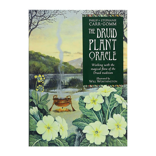 The Druid Plant Oracle Deck & Book