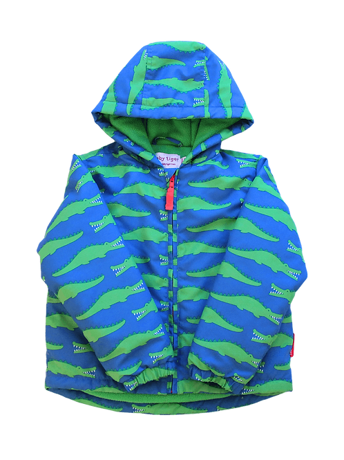 Toby Tiger Padded Jacket | Crocodile
