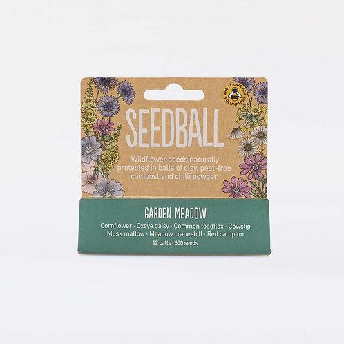 Seedball Tube | Garden Meadow