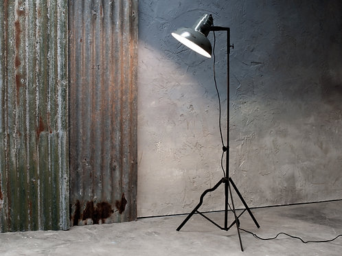 Nkuku Oboro Film Light | Antique Grey