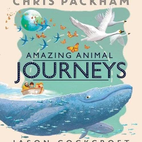 Amazing Animal Journeys   Chris Packham
