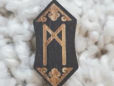 Runes: Mannaz (man-az)