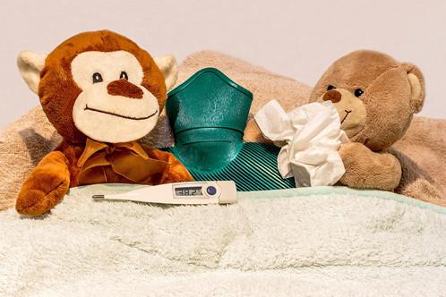 Massage and Sickness