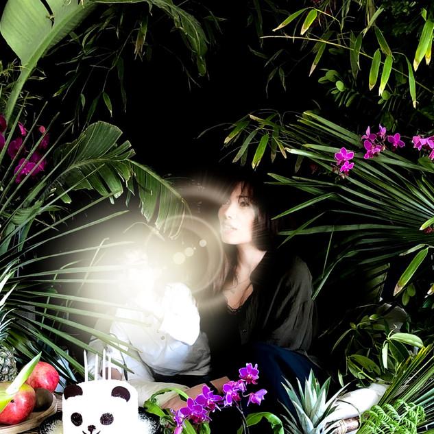 Photobooth jungle