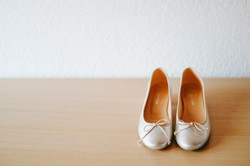 The perfect wedding shoes