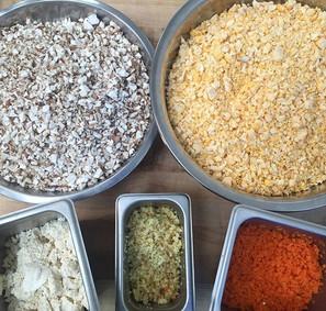 Colors on the table_#vegan #dumplings #goodtoeat #tofu #mushrooms #vegetarian #goodtoeatdumplings