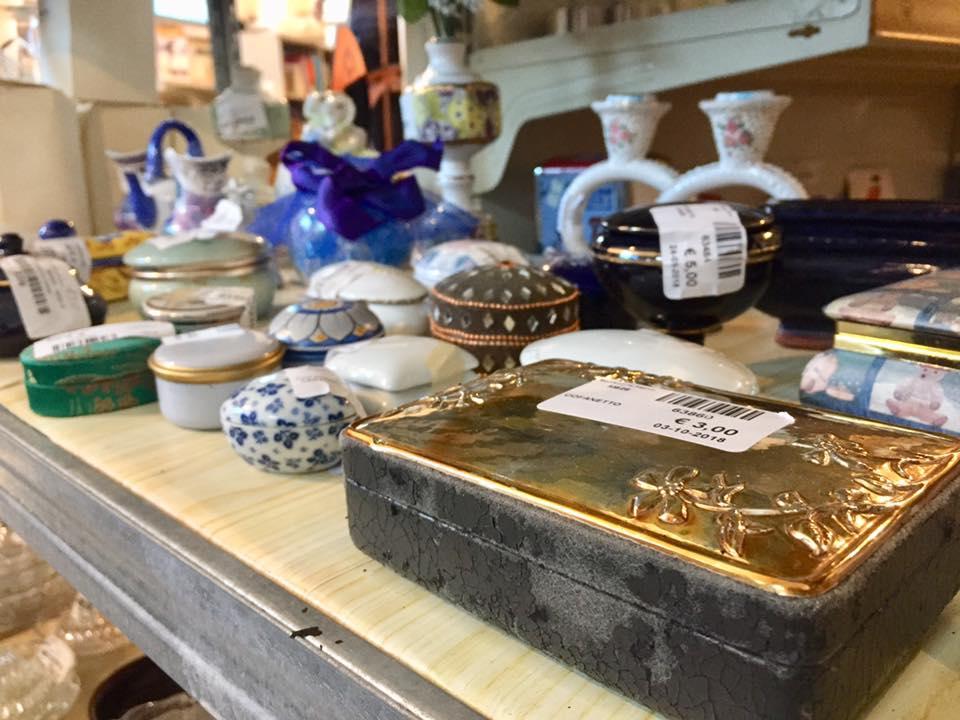cofanetti porta gioie mercatino dell'usa