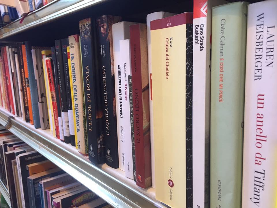 libri usati mercatino dell'usato da pagn