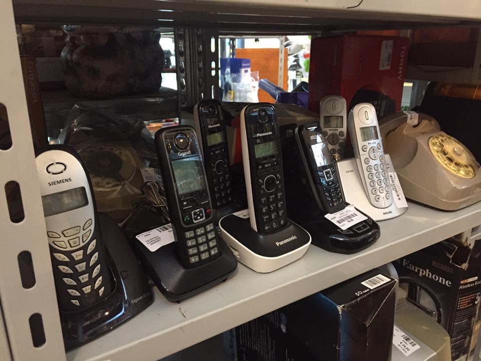 elettronica cordless telefoni mercatino
