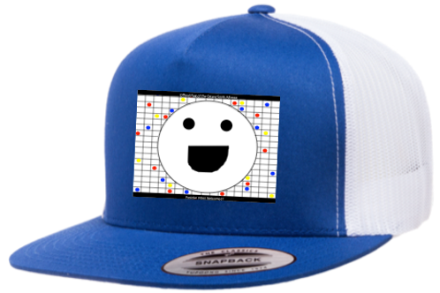 Galaxy Smile Alliance Positive Vibes Welcomed Snap Back Hat