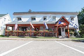 Île de France, Auberge, Restaurant, Nominingue, Hautes-Laurentides