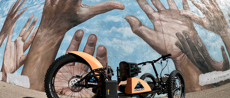 Corporate Out-Reach Bike