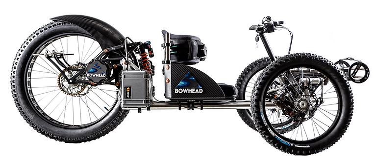 Bowhead Adventure-E Bike (Partial Financing Option)