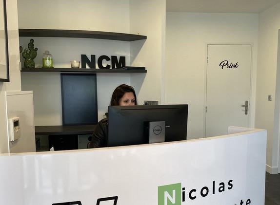 Le siège français de NCM : Nicolas Corporate Management