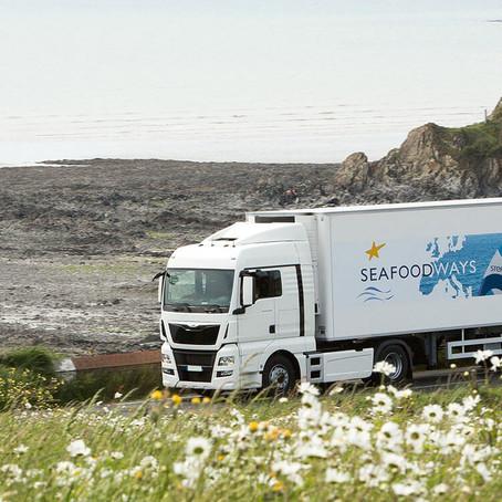SEAFOODWAYS : 1er réseau européen de transport et logistique des produits de la mer