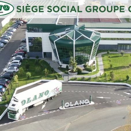 Inauguration du siège social du Groupe OLANO
