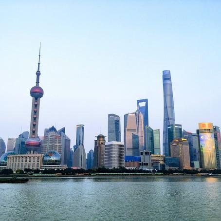 Nicolas Olano à Shanghai
