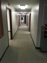 Hall to Central Suites