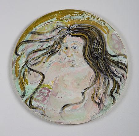 Susanna Weber Unterwasserengel in Qual(