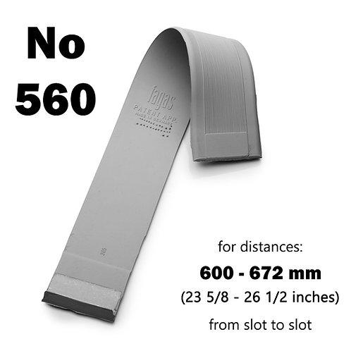 The Original Fagas Strap No 560