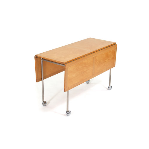 Bruno Mathsson Berit Rolling Table