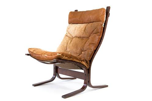 Ingmar Relling Westnofa Siesta Chair Cowhide