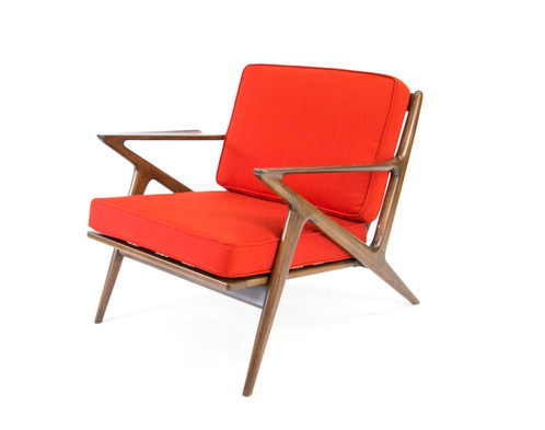 ... Poul Jensen For Selig Z Chairs ...
