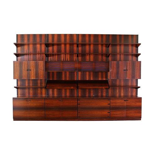 Ib Kofod-Larsen Rosewood Wall Unit