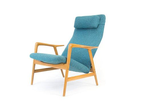 Alf Svensson Dux Recliner Lounge Armchair notion hypnotic